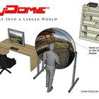 JDome – монитор с обзором 180 градусов
