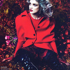 Into the Woods. Natalia Vodyanova. Vogue Sept-09