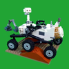 Lego создаст сет марсохода Curiosity