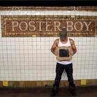 Poster Boy осужден за вандализм
