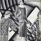 «Женский журнал». Стиль 1929 года