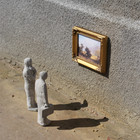 "Isaac Cordal: ""Cement eclipses"""