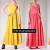 Лукбук YETONADO: летнее настроение и длинные платья.