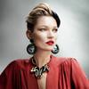 Съёмка: Кейт Мосс для британского Vogue