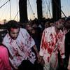 По улице ходили зомби