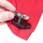 Снимаем магнит с одежды