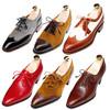 Классическая обувь для женщин: оксфорды, броги, лоуферы