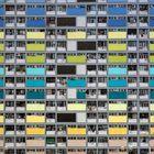 MIchael Wolf- бесконечные окна Гонконга