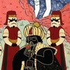 Сцены классических фильмов представили в османском стиле
