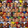 Иллюстратор нарисовал все 32 команды ЧM по футболу