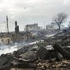 Предупреждение природы. Руины и хаос от урагана Сэнди в США
