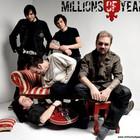 "MILLIONS OF YEARS - новый сингл и видео ""Burning Out"""