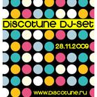 DISCOTUNE DJ-set 2009 Nov 28