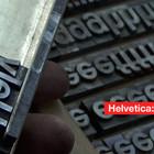 Фильм Helvetica