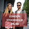 City Looks: Лондон, Милан и Стокгольм