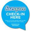 МТС начинает сотрудничество с Foursquare