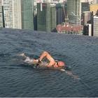 Идеальный бассейн в Сингапуре