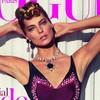 Обложка: Дарья Вербова для французского Vogue