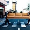 Изящный диван от Zanotta