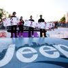 Jeep – генеральный cпонсор экстремальных Игр Adrenalin Games – 2012