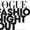 Fashion Night Out Vogue в Париже