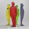 В Японии делают 3D-копии людей из мармелада