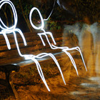 Light Painting by Christopher Hibbert