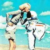 Космос рядом: модные съемки к выходу фильма «Прометей»