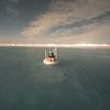 Северный полюс превратился в озеро