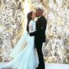 Фото со свадьбы Канье Уэста стало самым популярным в истории Instagram
