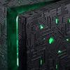 На ThinkGeek появился холодильник в виде куба боргов из «Звёздного пути»