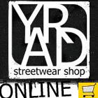 YARD streetwear shop