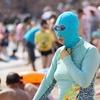 Фейскини - новый тренд пляжной моды в Китае