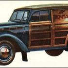 Советский woody по прозвищу «Буратино»