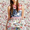 Лукбук: Mary Katrantzou for Topshop Spring 2012