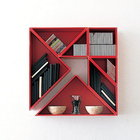 Геометрия книжных полок