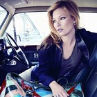 Kate Moss for Longchamp AW 2010