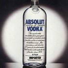 Ретроспектива русской рекламной кампании водки ABSOLUT
