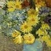 Ученые узнали, почему Цветы в голубой вазе Ван Гога сменили цвет