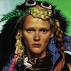 United Colors of Testino. Vogue UK (November 2009)