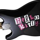 We are playing guitar for enjoy