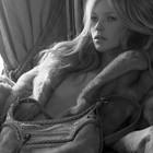 Kate Moss стала дизайнером сумок