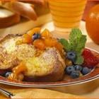 Здоровый завтрак всегда приятен