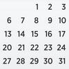 Российский дизайнер «изобрёл» вечный настенный календарь