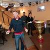 """Андрей Тихонов отпраздновал день рождения в ресторане """"Колбасофф"""""""