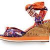 Лимитированная линия обуви Tamaris лето 2012/Holliday edition