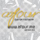 AFOUR Custom Footwear 2.0 - эксклюзивные кеды на заказ