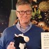 Билл Гейтс стал «тайным Сантой»