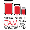 GLOBAL SERVICE JAM MOSCOW 2012