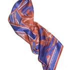 9 Способов повязать платок